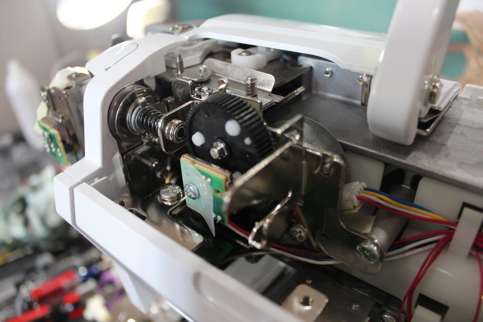 Sarahs Workbench Sewing Machine Maintenance Free Kenmore Treading Diagrams